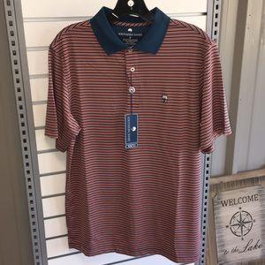 Southern Shirt Company Men's Vicksburg Stripe Polo